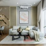 Bán Orchard Park View căn hộ 2 phòng ngủ: 69.5m2, tháp OP1. Giá: 3tỷ 350 triệu Hướng Đông nam, căn số 9, view quận 1.