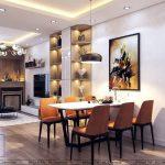 Bán căn hộ Orchard Parkview 3pn đầy đủ nội thất cao cấp – tầng trung view hồ bơi giá 4,4 tỷ