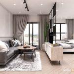 Bán chung cư Orchard Parkview Novaland 3 phòng ngủ hướng Đông Bắc tháp OP2 giá 3,8 tỷ