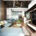 Bán căn hộ Orchard Parkview 3PN Novaland, full nội thất giá 4,5 tỷ tháp OP2