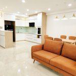 Cần cho thuê căn 3PN full nội thất Orchard Park View, view thành phố. Giá 20tr