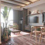 Cho thuê NHANH căn hộ 3PN Orchard Parkview, đầy đủ nội thất. Diện tích 83m2. Giá 19 triệu