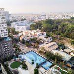 – Nhận nhà thô tự thiết kế – Orchard Parkview căn 83m2, 3PN, view TTTP hướng Đông Nam- 4.4 tỷ