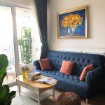 Cho thuê căn hộ Orchard Park View khu sân bay, 3PN nội thất cơ bản, view ĐN giá 18tr/th