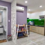 Cho thuê căn hộ OFT Novaland gần công viên Gia Định, NTCB giá 11tr/th