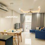 Cho thuê căn hộ Orchard Park View khu sân bay, 3PN nội thất đầy đủ, view Đông Nam. Giá 18triệu/tháng