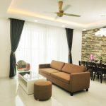 Cho thuê căn hộ 3PN đầy đủ nội thất, view hồ bơi tại Orchard ParkView. Diện tích 85m2. Giá 22 triệu