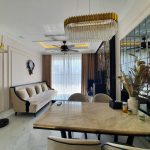 Giá tốt – Bán căn hộ 3PN 83m2 tại Orchard Park View, đầy đủ nội thất, view hồ bơi. Giá bán: 5.67 tỷ